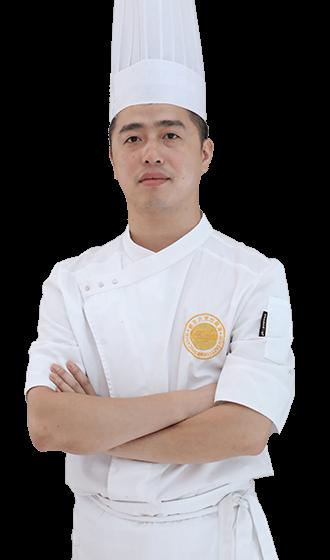 高级西式烹调师叶斌